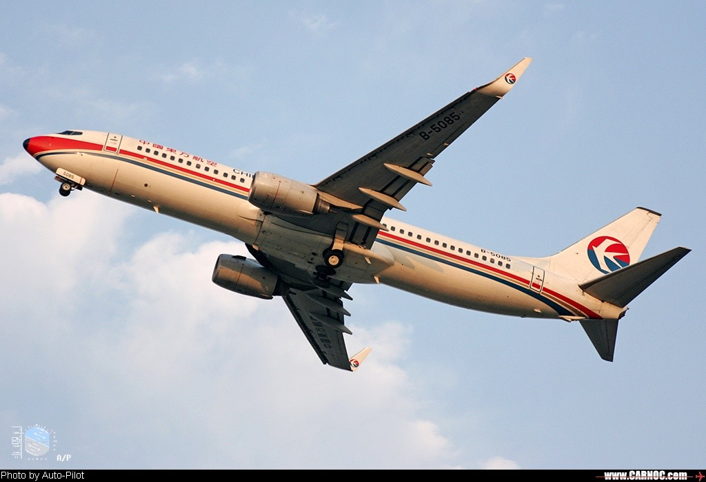 Re:[原创]东航PEK专题~ BOEING 737-800 B-5085 中国北京首都机场