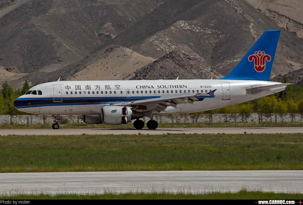 Re:[原创]8月8日,LXA,阴转多云 AIRBUS A312-112 B-6201 中国拉萨贡嘎机场