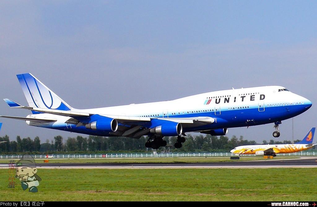 Re:[原创]评一下~~PEK最干净的飞机吧!~~~~~~~~~~~~ BOEING 747-422 N174UA
