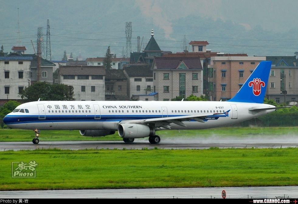 """Re:[原创]也去看看传说中的""""吹水"""" AIRBUS 321-231 B-6317 中国杭州萧山机场"""