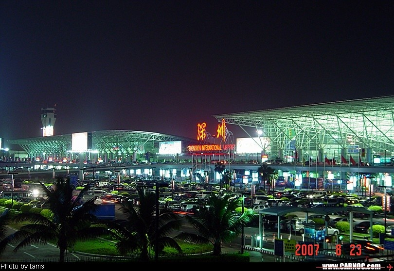 >>[原创]深圳.宝安机场.凌晨.清晨