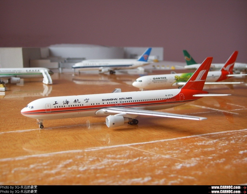 Re:[原创]红红的767+背部和小翼,庆祝我767啦~~~~~~~~~~~~