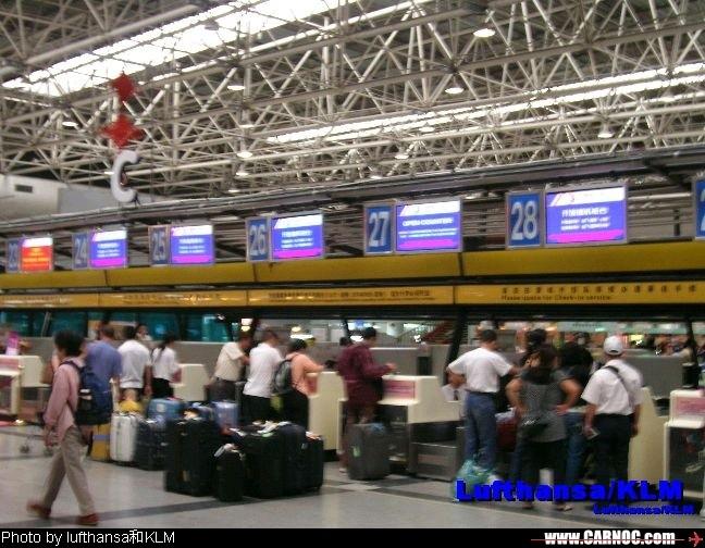 Re:[原创]机场的候机地带---航站楼—国内(欢迎大家跟帖)    中国昆明巫家坝机场