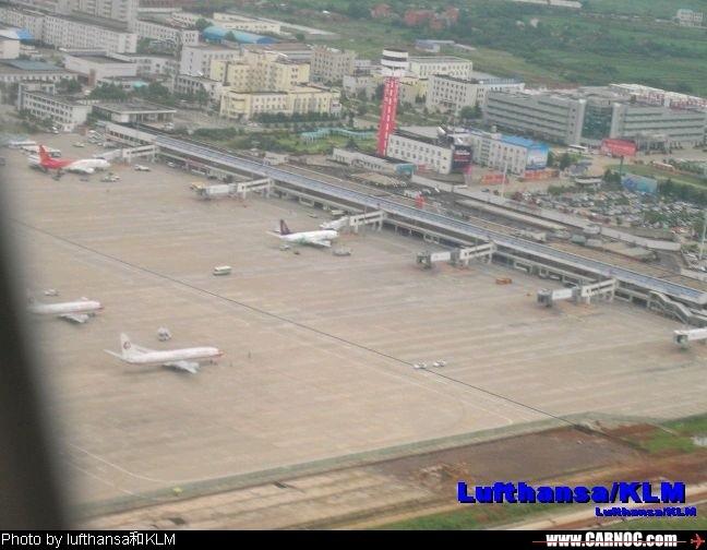 Re:[原创]机场的候机地带---航站楼—国内(欢迎大家跟帖)    中国武汉天河机场
