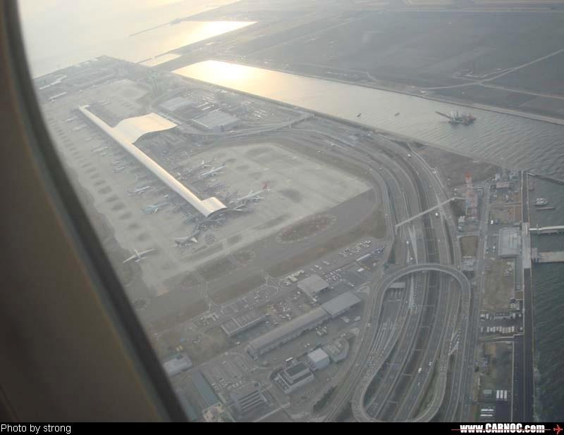 Re:[原创]机场的候机地带---航站楼—国内(欢迎大家跟帖)    Japan KANSAI INTL