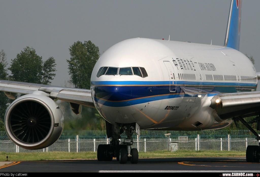 Re:[原创]晒黑晒黑再晒黑,历时一个半月,终于爬到777了~~~~~~~~~~~~ BOEING 777-200 B-2051 中国北京首都机场