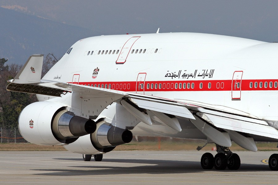 Re:[原创]☆★☆ Feeyo公务机展,欢迎跟贴 ☆★☆ BOEING 747-400 A6-YAS Switzerland GENEVA