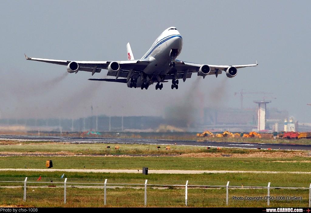 b-2467~飞机老了,引擎也老了~~ 这黑烟不亚于tu-154