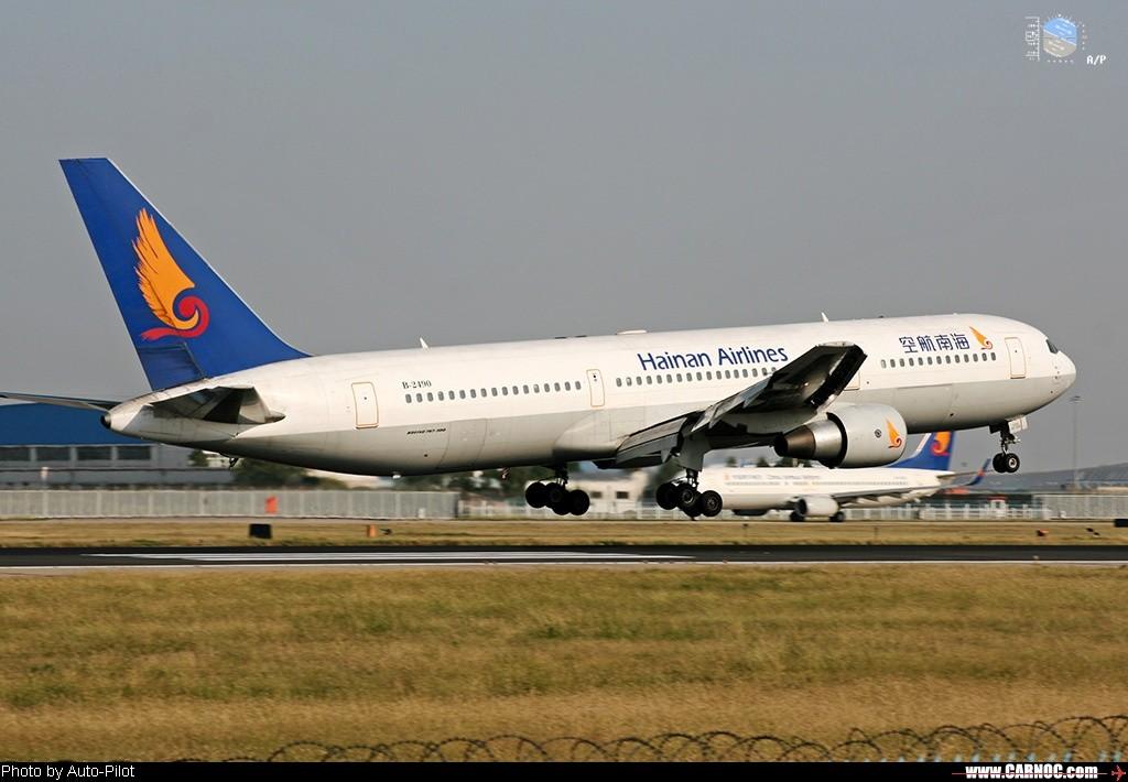 Re:升到自己最喜欢的767,可自己倒没拍多少767 BOEING 767-300 B-2490 中国北京首都机场