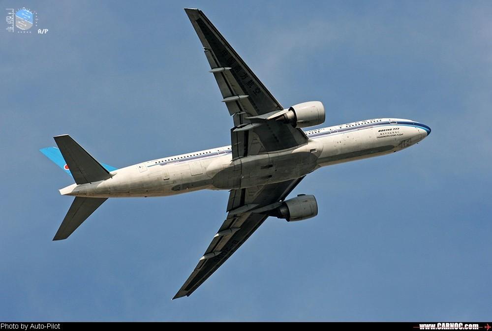 Re:[原创]*#*#*#*#蓝天中的红棉花*#*#*#*# BOEING 777-200ER B-2056 中国北京首都机场