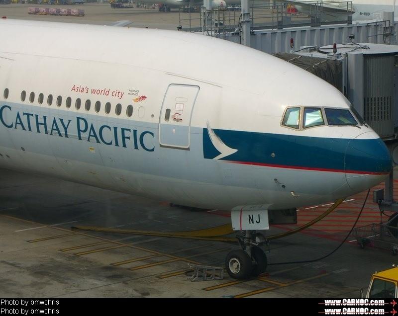 Re:[原创]一百天的努力现在升到777啦,祝贺祝贺自己(看贴者送一架,回贴者送二架) 777-300  香港