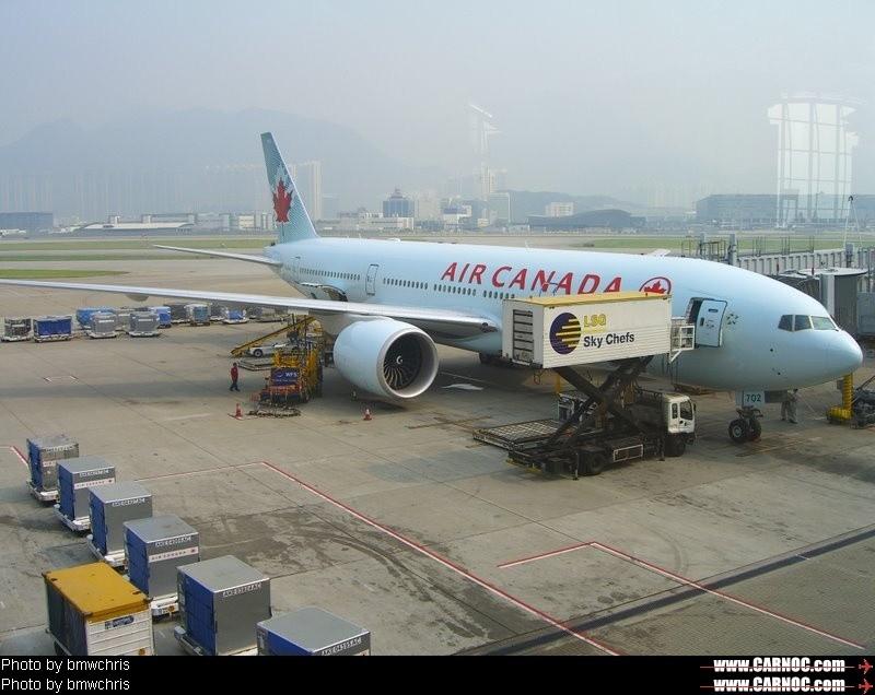 Re:[原创]一百天的努力现在升到777啦,祝贺祝贺自己(看贴者送一架,回贴者送二架) 777-200LR  HKG