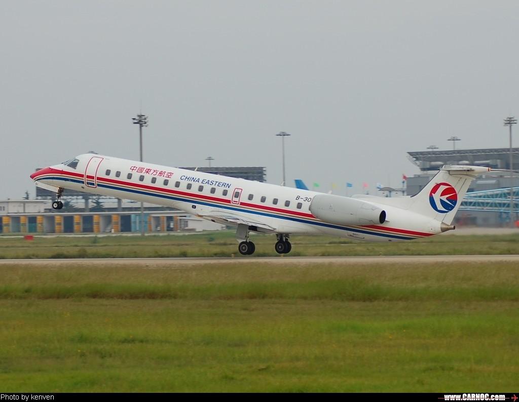 "Re:[原创]一组""垃圾""图!各位捧场了! EMBRAER ERJ-145 B-3051 中国南京禄口机场"