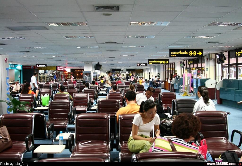 Re:[原创]布吉之旅~~~泰国东方航空HKG——HKT游记 747-200 HSUTQ 中国香港赤喇角机场 Thailand PHUKET INTL
