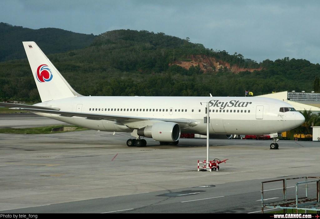 Re:[原创]布吉之旅~~~泰国东方航空HKG——HKT游记 762  PHUKET INT