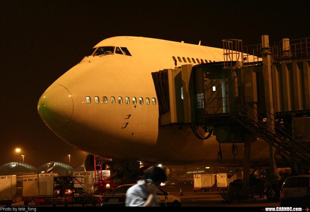 Re:[原创]布吉之旅~~~泰国东方航空HKG——HKT游记 747-400  中国香港赤喇角机场