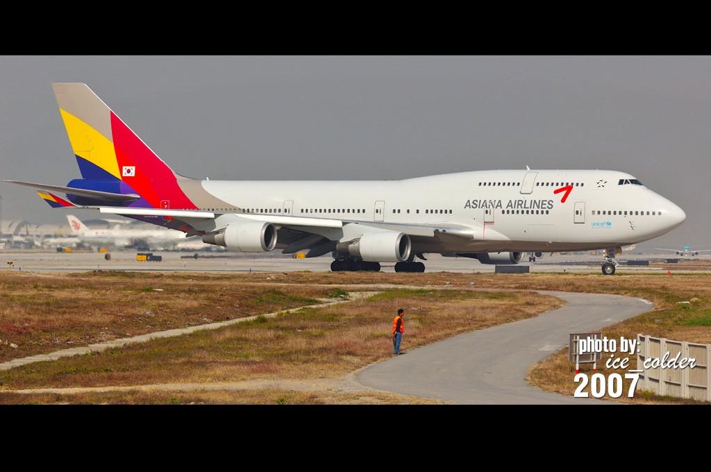 Re:[CASG]北京愉快的拍机之旅 BOEING 747-400 HL7421 中国北京首都机场