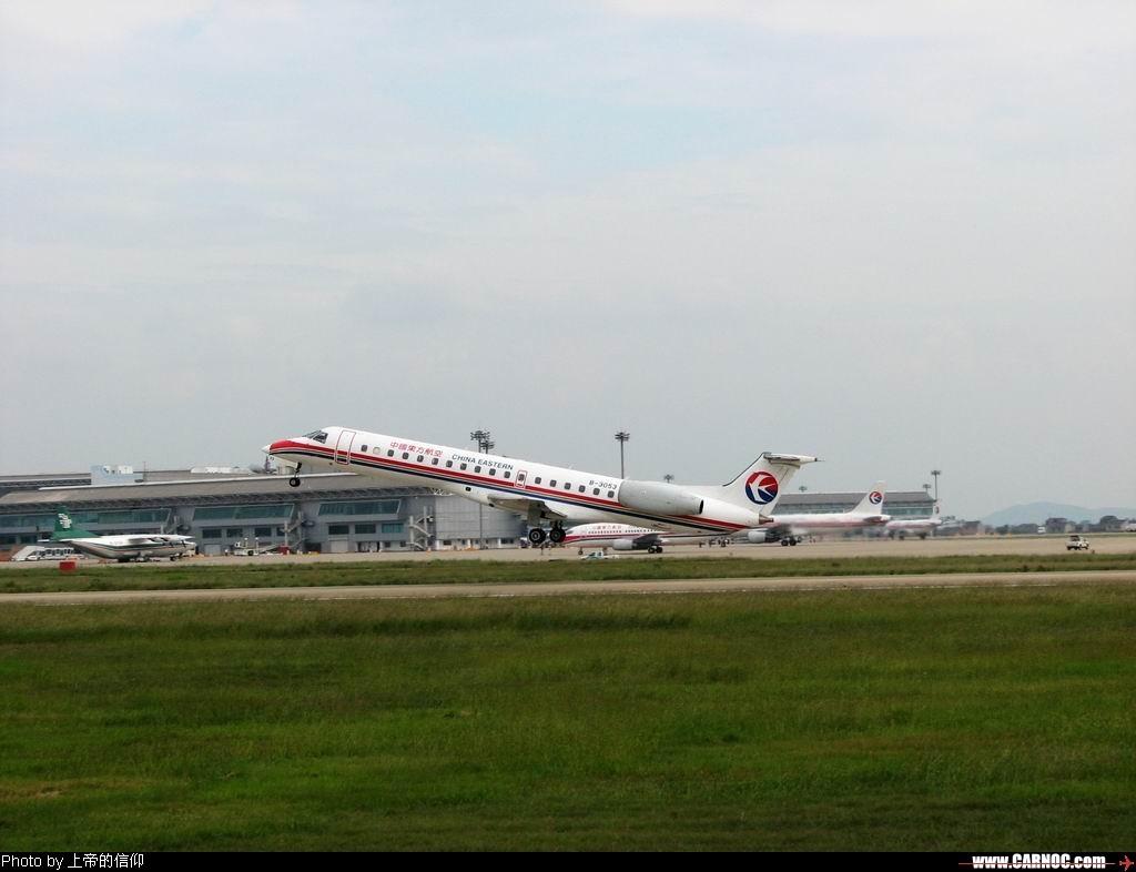 Re:[原创]MU@NKG EMBRAER ERJ-145 B-3053 中国南京禄口机场
