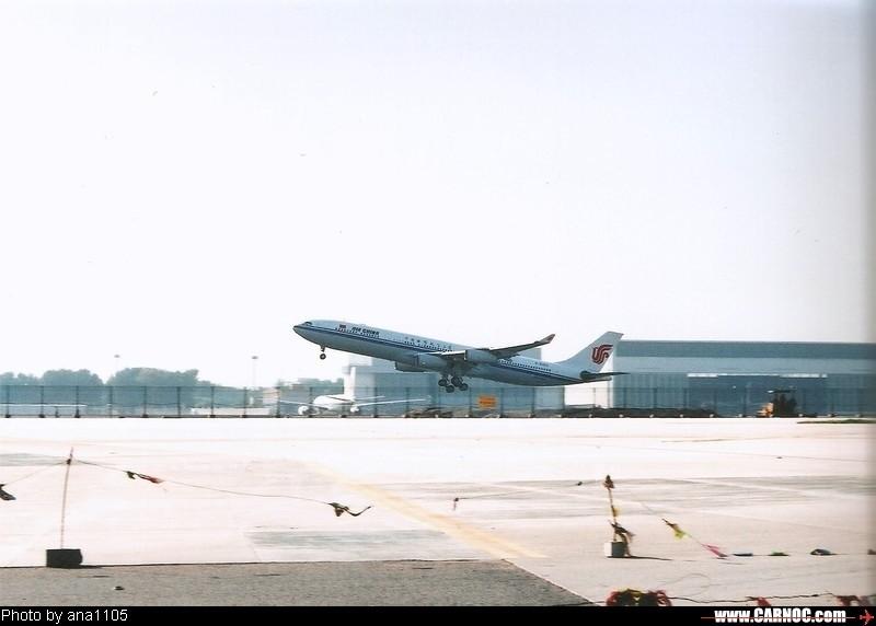 Re:[原创]东道+T3(扫图) AIRBUS A340-300 B-2388 中国北京首都机场