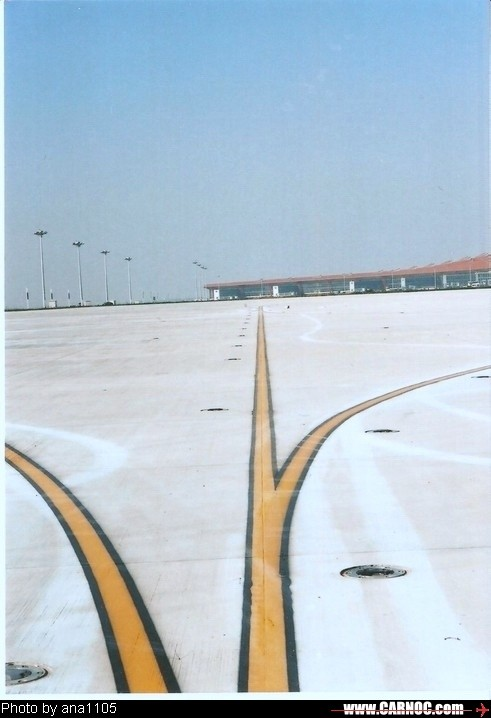 Re:[原创]东道+T3(扫图)    中国北京首都机场