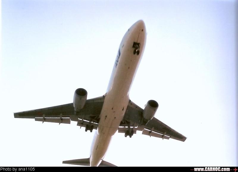 Re:[原创]东道+T3(扫图) BOEING 767-300 JA814A PEK