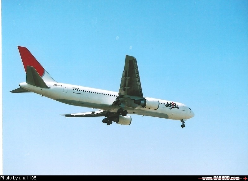 Re:[原创]东道+T3(扫图) BOEING 767 JA605J PEK
