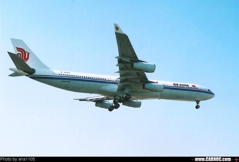 Re:[原创]东道+T3(扫图) AIRBUS A340-300 B-2389 PEK