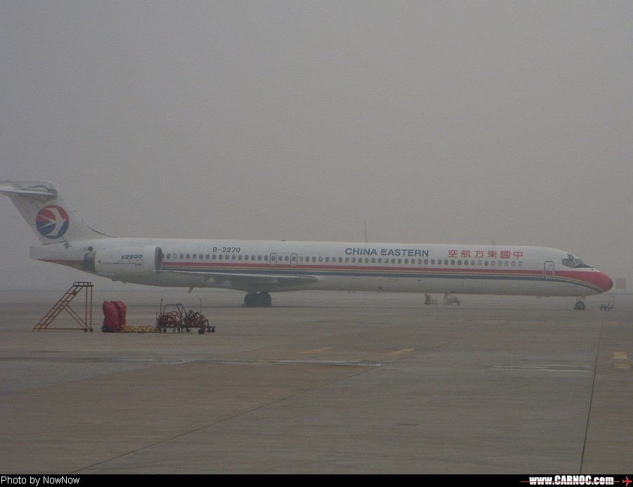 Re:10月26日的杭州 MCDONNELL DOUGLAS MD-90 B-2270 中国杭州萧山机场