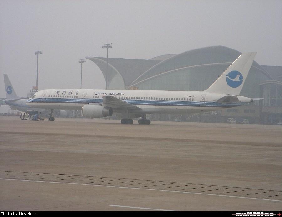 Re:10月26日的杭州 BOEING 757-200 B-2848 中国杭州萧山机场