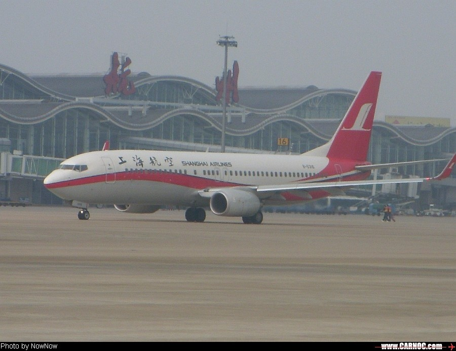 Re:10月26日的杭州 BOEING 737-800  中国杭州萧山机场