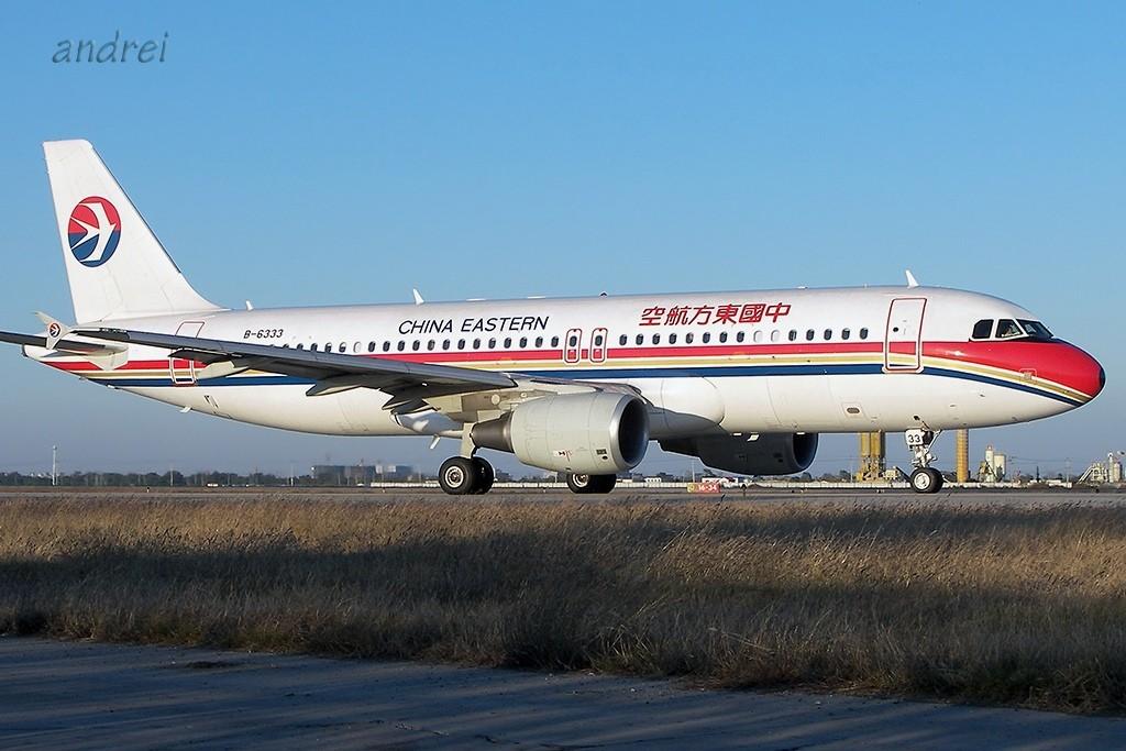 Re:[原创]TSN的完美天气再次带来滑行美图 AIRBUS A320-214 B-6333 中国天津滨海机场