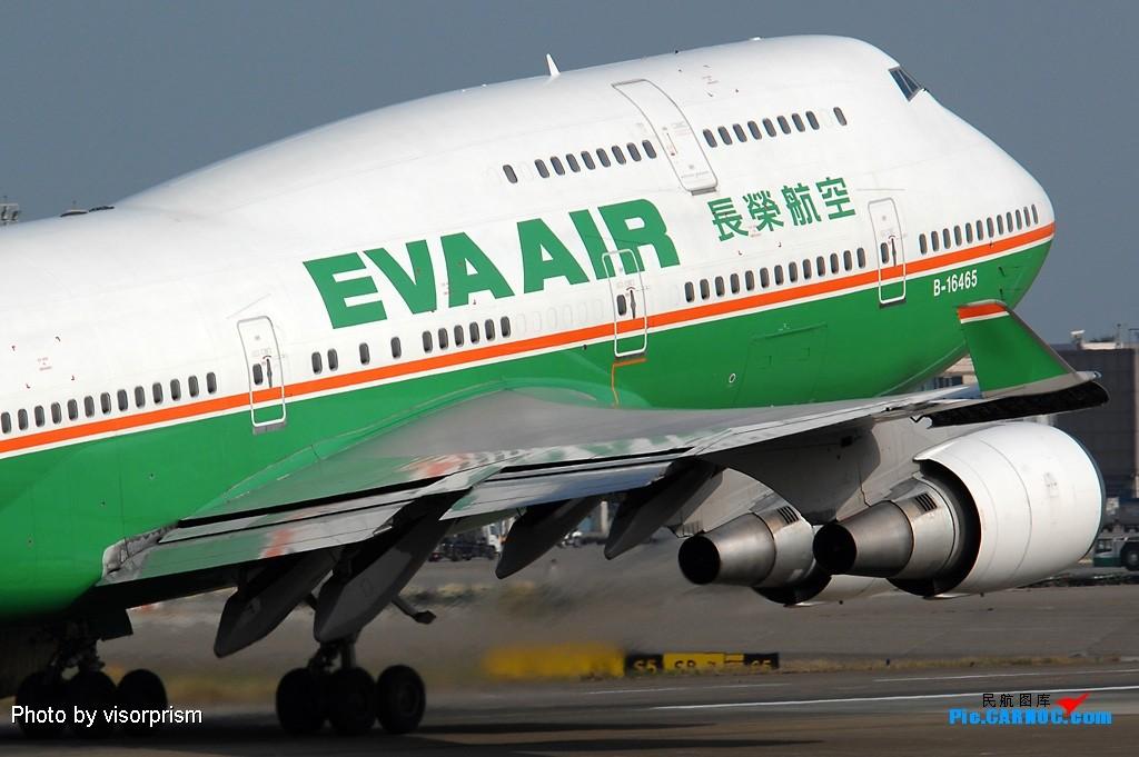 [原创]慶祝全球杭州飛友會成立,發幾張圖玩玩 BOEING 747-45EM B-16465 台灣桃園國際機場