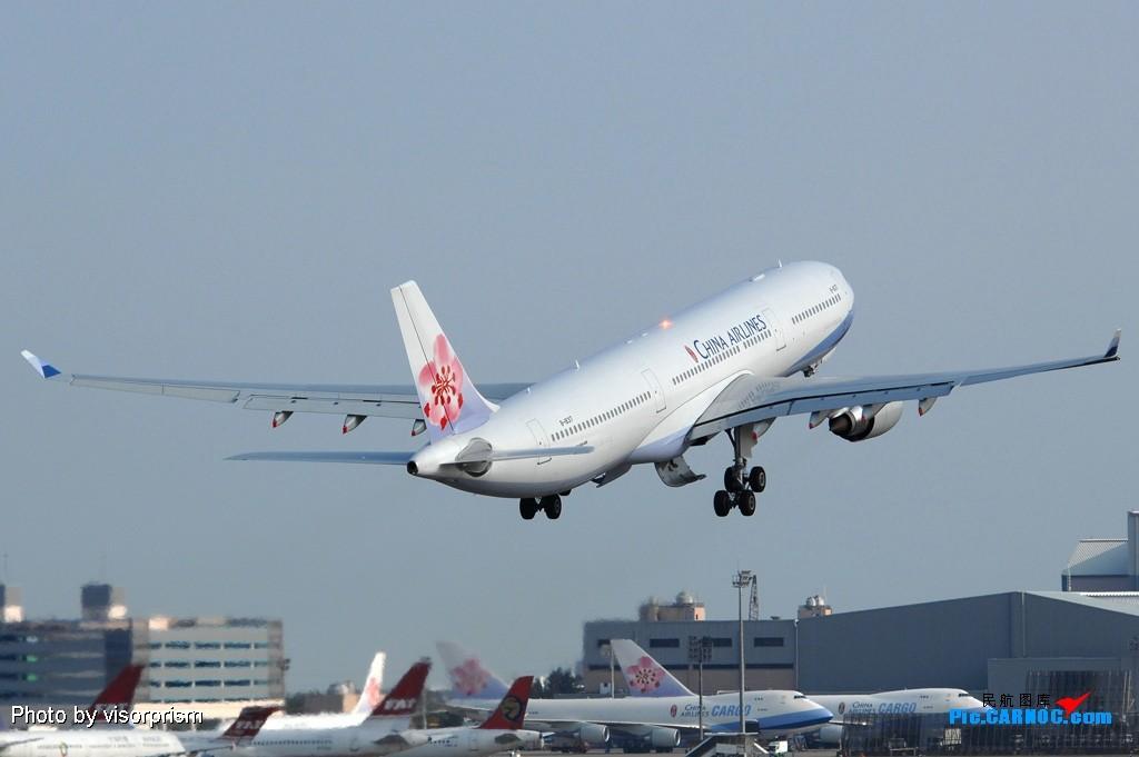 Re:[原创]慶祝全球杭州飛友會成立,發幾張圖玩玩 AIRBUS A330-302 B-18317 台灣桃園國際機場