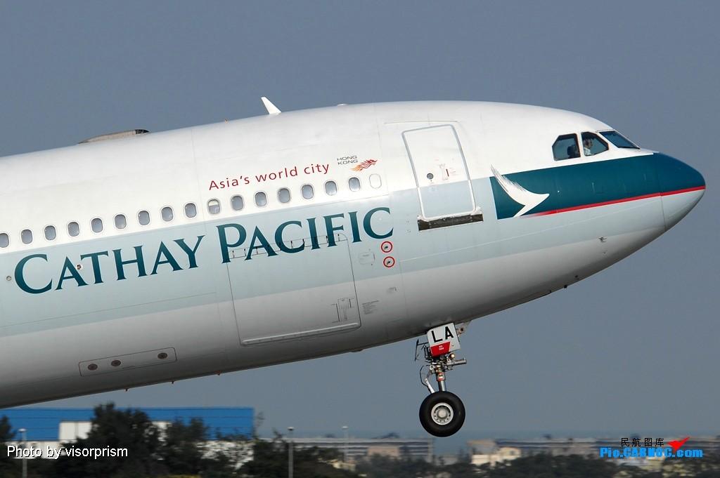 Re:[原创]慶祝全球杭州飛友會成立,發幾張圖玩玩 AIRBUS A330-342 B-HLA 台灣桃園國際機場