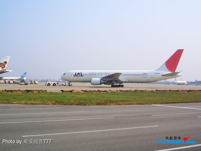 Re:新人第一次发图,请多多关照 BOEING767-300ER  广州白云国际机场