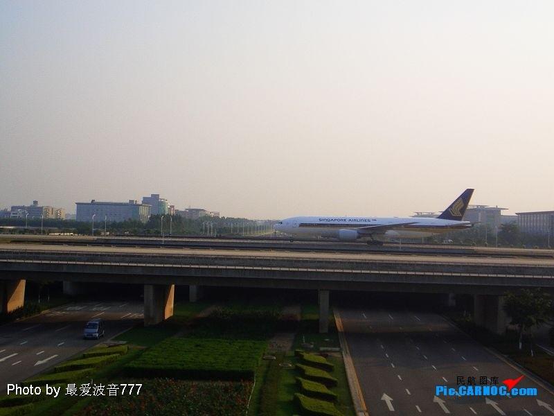Re:新人第一次发图,请多多关照 BOEING777-200ER  广州白云国际机场