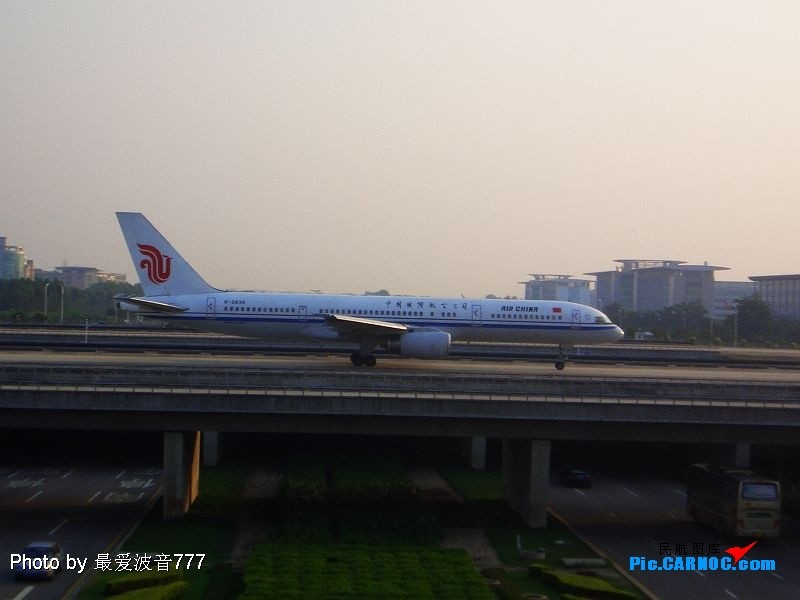 Re:新人第一次发图,请多多关照 BOEING757-200  广州白云国际机场