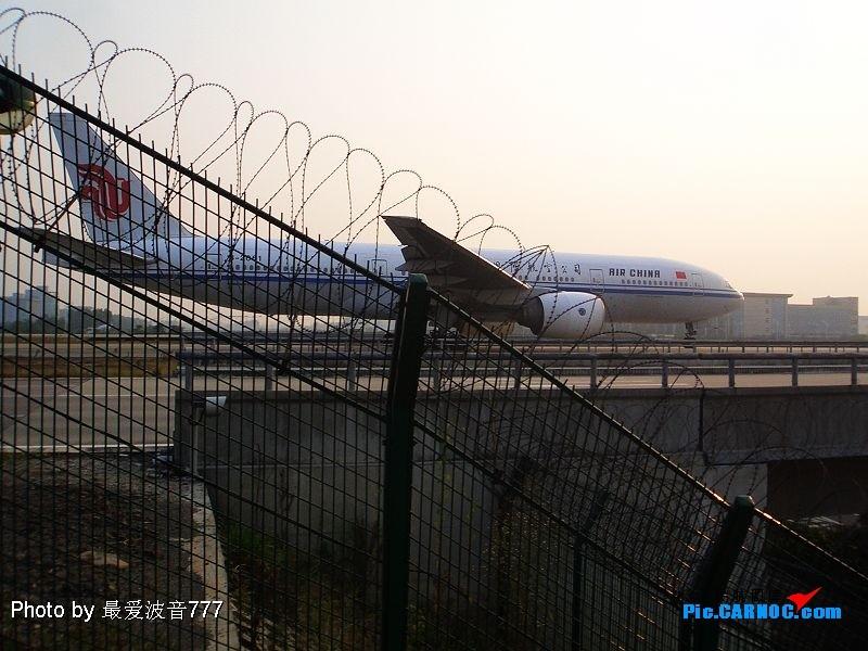 Re:新人第一次发图,请多多关照 BOEING777-200  广州白云国际机场