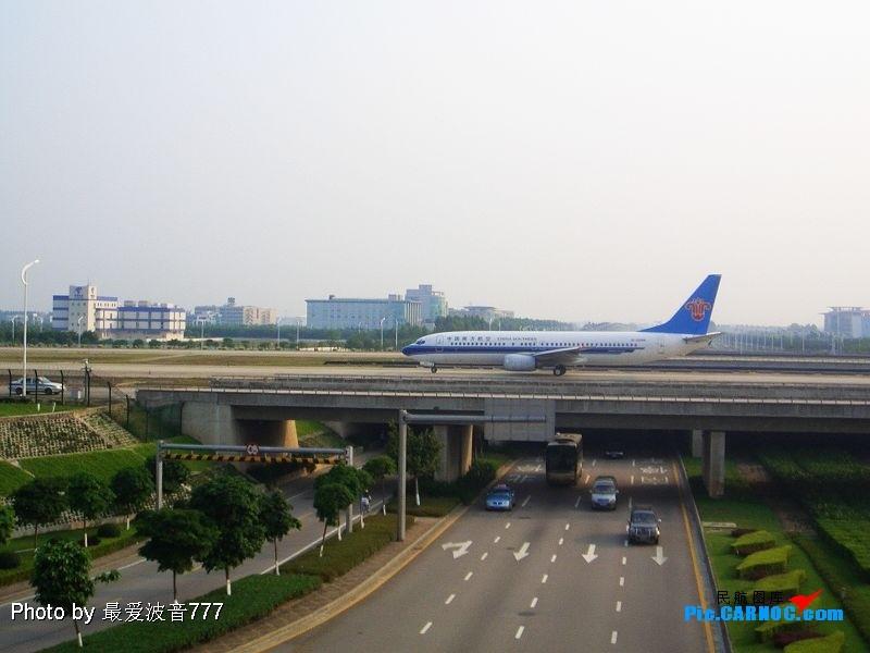 Re:新人第一次发图,请多多关照 BOEING737-800  广州白云国际机场