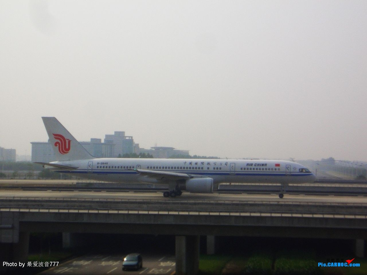 Re:[原创]新人的第二次试刀,18日新机场一日纪录 BOEING757-200 B-2845 广州白云国际机场