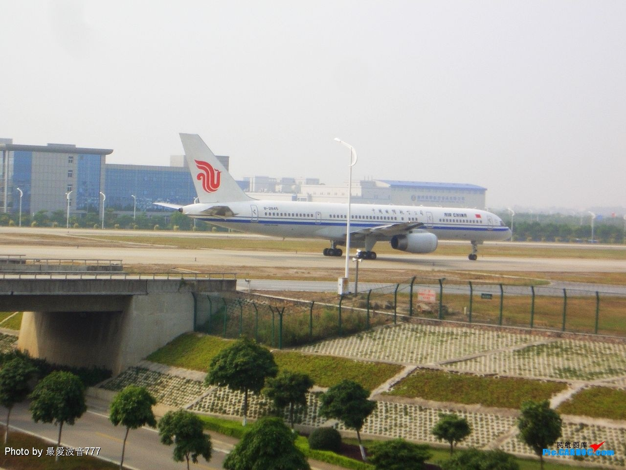 Re:[原创]新人的第二次试刀,18日新机场一日纪录    中国广州白云机场