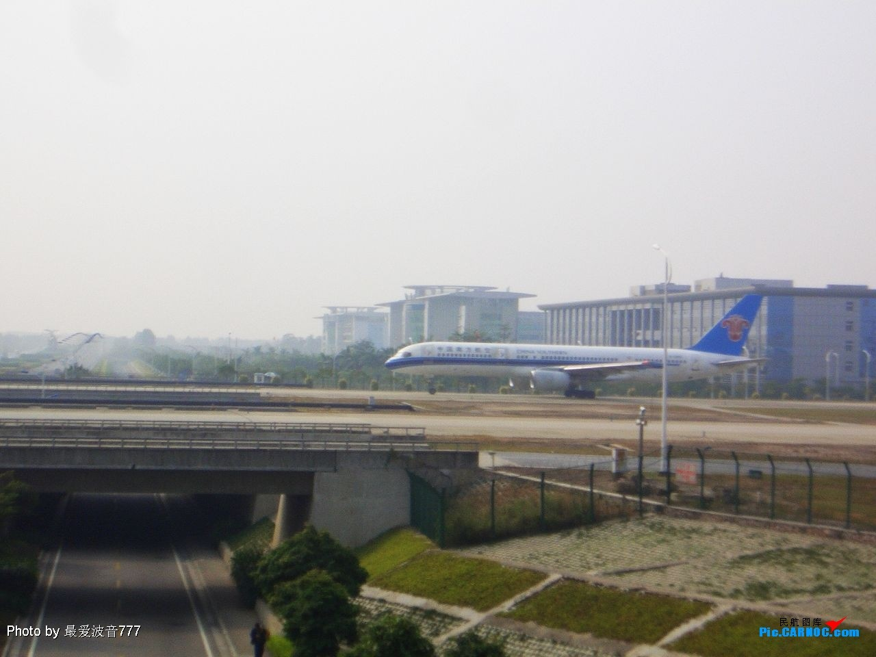 Re:[原创]新人的第二次试刀,18日新机场一日纪录 BOEING757-200  广州白云国际机场