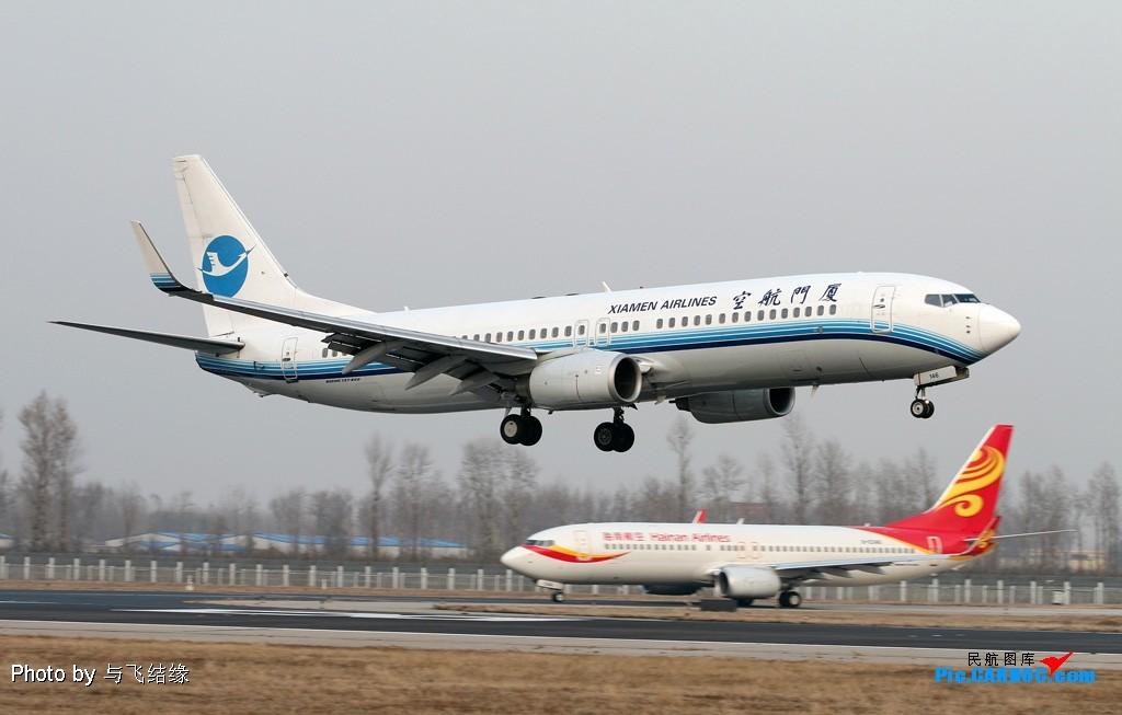 Re:[原创]######喜欢737-800小翼的朋友们看过来了,偶给他发个专贴哟.######(欢迎跟图) BOEING 737-800 B-5146 中国北京首都机场