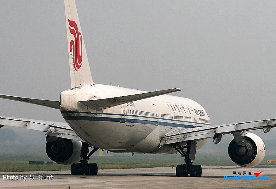 "Re:[原创]图贺自己也升级""三个拐"" BOEING 777-200 B-2068 中国北京首都机场"
