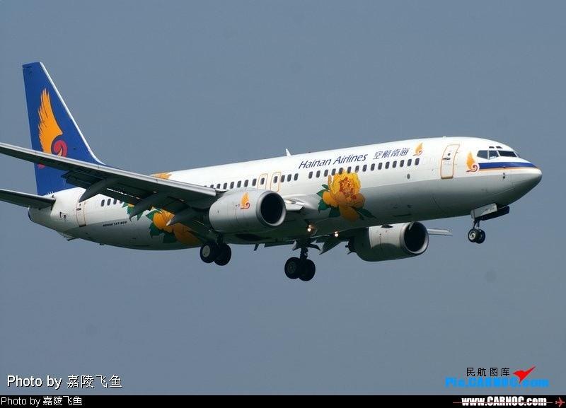 Re:[原创]威猛眼中的大新华航空有限公司首航 BOEING 737-800 B-2637 中国成都双流机场