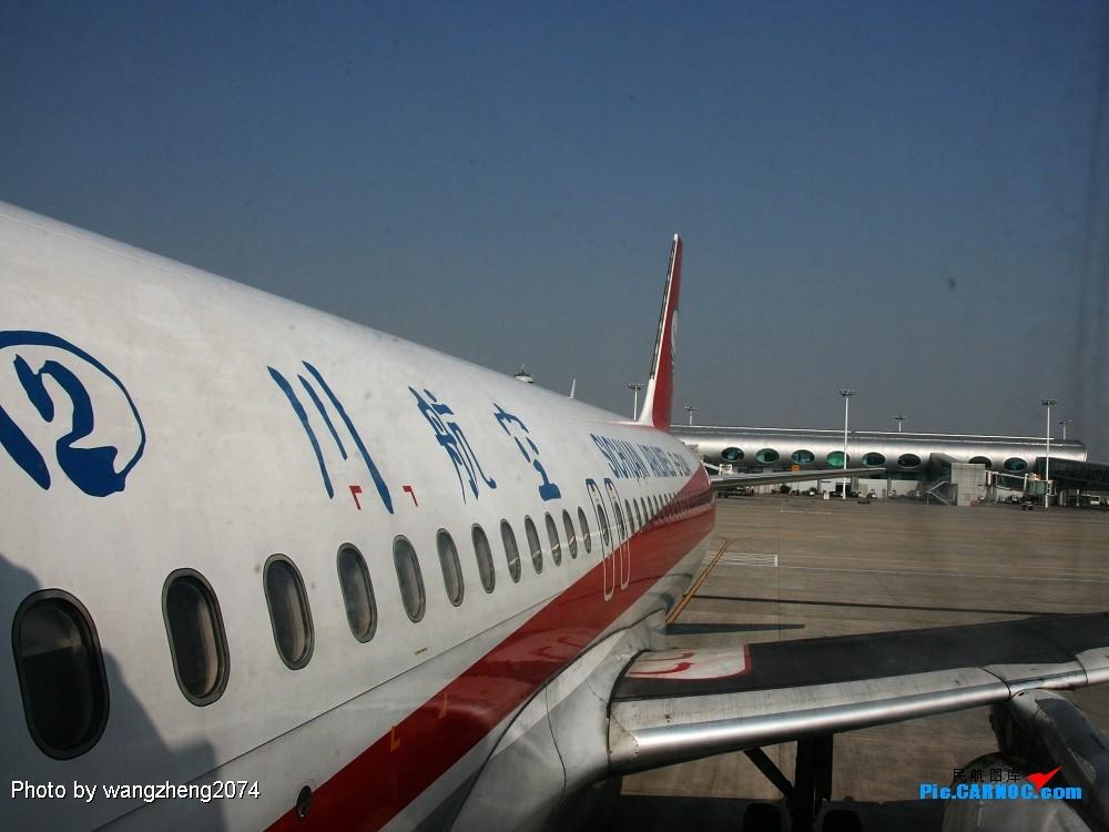 Re:重庆到北京,无聊的延误 AIRBUS A320-200 B-2341 中国重庆江北机场