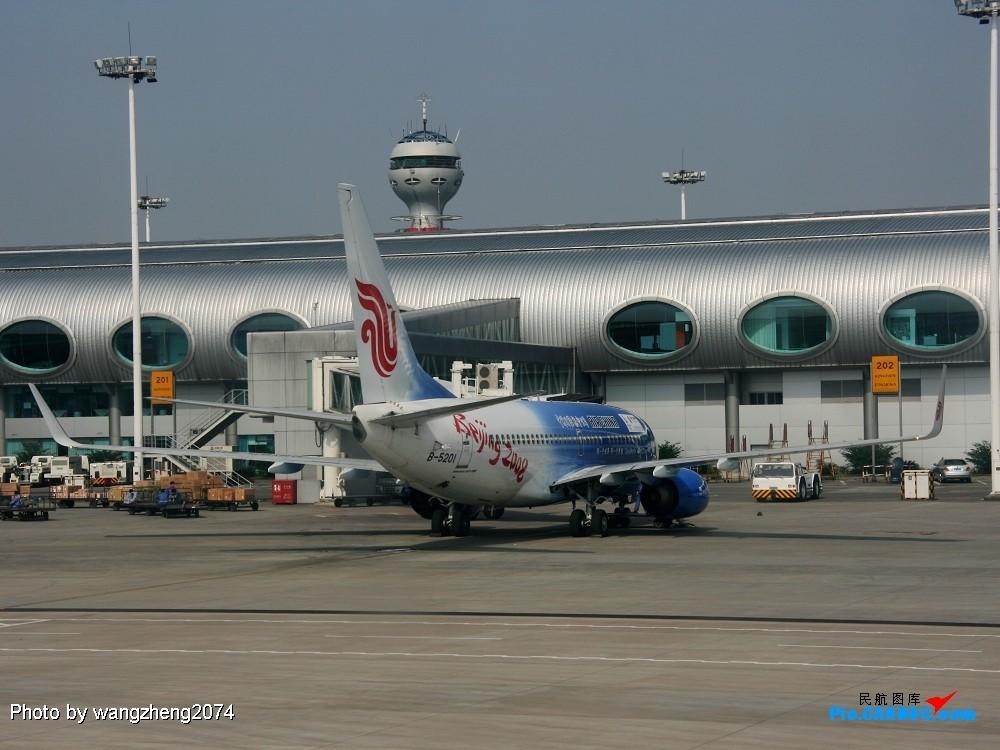Re:原创:重庆到北京,无聊的延误 BOEING 737-700 B-5201 中国重庆江北机场