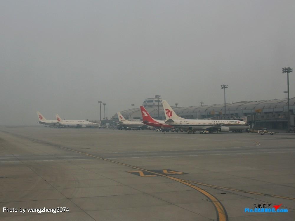 Re:原创:重庆到北京,无聊的延误 AIRBUS A321-200 B-6267 中国重庆江北机场 中国北京首都机场