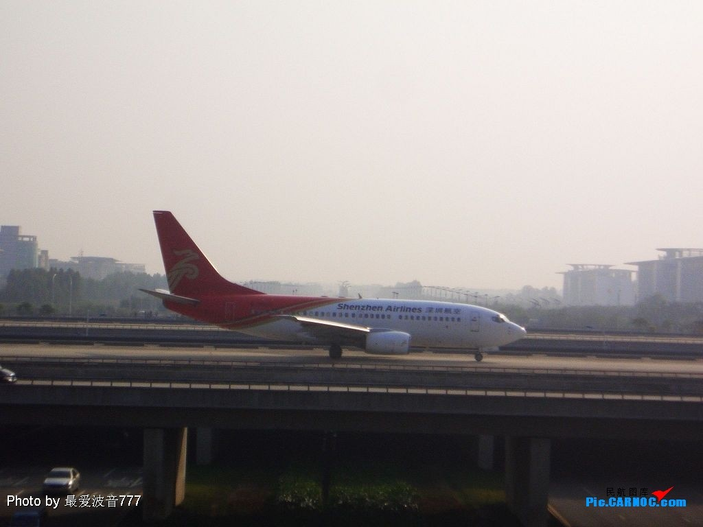 Re:[原创]近两日的收获 BOEING737-700  广州白云国际机场