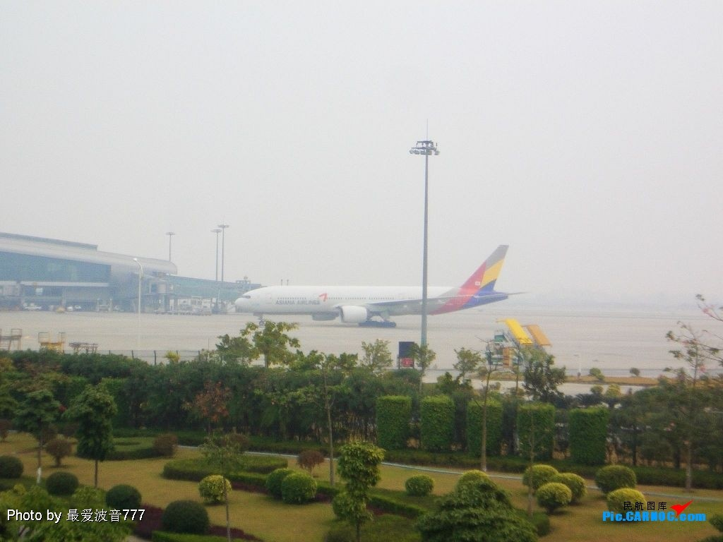 Re:[原创]近两日的收获 BOEING777-200ER  广州白云国际机场